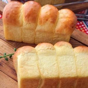 にんじんミニ食パンで試し焼き@家パン