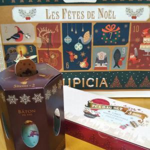 LUPICIAのクリスマスティー