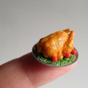 チキンの丸焼き
