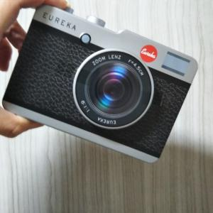 可愛いカメラ缶
