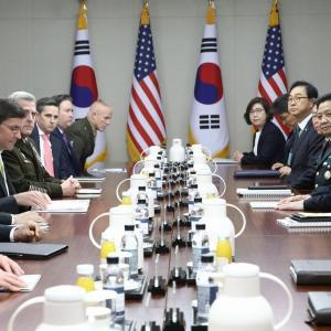 【米韓】在韓米軍駐留費巡る協議1時間で終了決裂 韓国世論の反発強く[11/19]