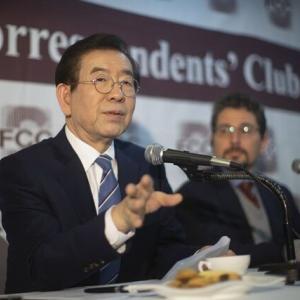 【韓国】 ソウル市長「東京オリンピックを積極的に支援するため、小池都知事に特使を派遣する」[01/21]