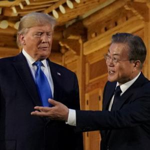 【日本の解き方】米国に「5倍返し」された韓国、抑制利かず同盟離脱シナリオ 日本はトランプに貸し作る好機[1/25]