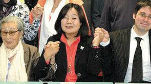 【安倍首相に謝罪してほしい】「日本政府に謝罪せよ」と叫んだ韓国市民団体代表、未申告集会で略式起訴  [5/26]  [新種のホケモン★]