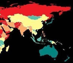 【世界平和指数】 日中韓は何位に?=韓国ネットから不満の声も 「北朝鮮、日本、中国がいなければ本当に平和だろうな」 [06/12] [荒波φ★]