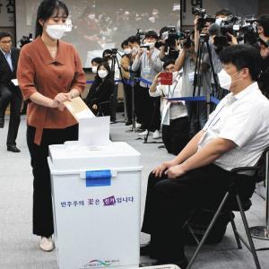 【韓国】 与党圧勝の韓国総選挙にデジタル不正疑惑  首都圏の得票率が3地域とも同割合…第三者も「異常」 [06/24] [荒波φ★]