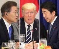 【米大統領】 日韓首脳は友人  協定破棄に関して「韓国で何が起きるか見てみよう」★2 [08/24]