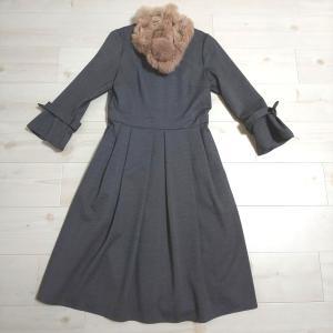 袖のデザインが可愛いワンピース、コートへの袖入れは大丈夫?