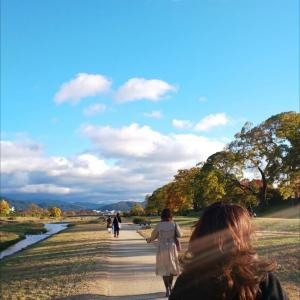yumisaitoparisと歩いた2019秋の京都【備忘録】
