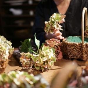 秋の『 Fleur × Dessert』イベントのお知らせ