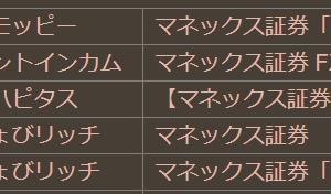 【過去最高水準】マネックス証券「FX PLUS」ポイントサイト案件が大爆発!損失目安20円!