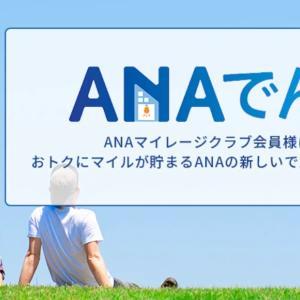 ANAでんきがサービス開始!気になる料金プラン&陸マイラー的お得度を徹底解説!