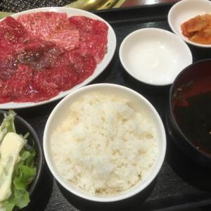 おくう@横浜戸塚〜お得な焼肉ランチ!デザートまでついて満足度◎〜
