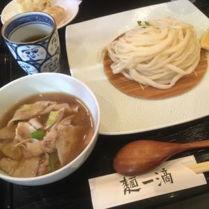 麺一滴@川崎〜百名店のうどん屋さんは天ぷらが美味!?〜