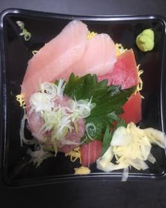 おいしいまぐろ屋@戸塚〜コスパ◎!580円(税込)の海鮮丼〜