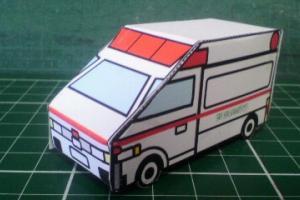 東京消防庁の車両たち