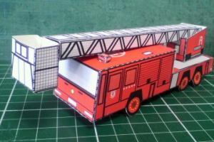 東京消防庁のはしご車