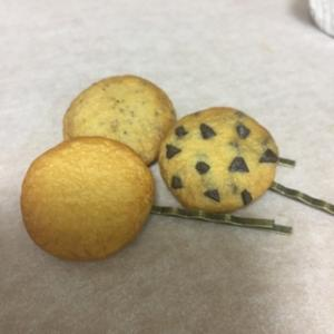 粘土deクッキー