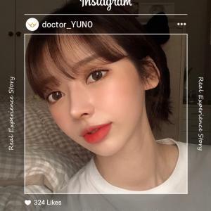 [韓国美容整形]ユノ整形外科で可愛さUPのREAL STORY♡