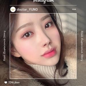 [韓国美容整形]ユノ整形外科でより美女に大変身のREAL STORY♡