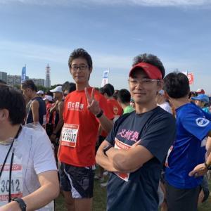 【レポ③】俺の淀川市民マラソン【手応え】