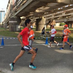 【レポ④】俺の淀川市民マラソン【粘れ】