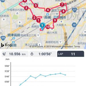 俺の大阪マラソン後の状態と展望。