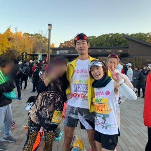 俺の初めての試み、大阪マラソン2019