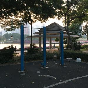 自重トレーニングのできる公園マップ②(タイの公園を追加)