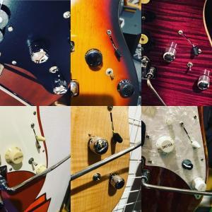 コンポーネントギター。