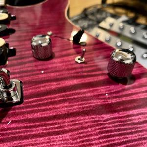 今朝のT's Guitars。