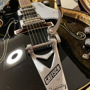 憧れのギター、GRETSCH。