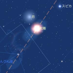 蠍座の新月。闇は光の反対ではない。絶対的な世界で生きるのだ!