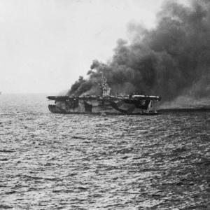 1945年4月6日の菊水一号作戦の第一目標は、たしか敵空母のはずやったのに…の巻