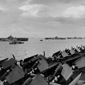 呉軍港空襲で沈んだ各軍艦に少し想いを馳せてみよう!の巻