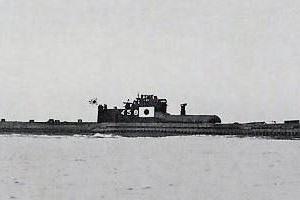 1945年7月30日、伊58はインディアナポリスを撃沈し日本潜水艦隊の意地を見せてくれたゾ!!の巻
