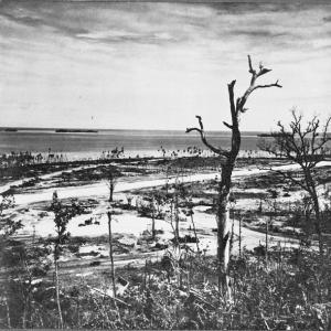 1943年8月6日、コロンバンガラ輸送隊はベラ湾にて敵のレーダーにしてやられたゾ!!の巻