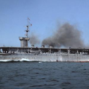 【終戦特集】日本海軍各空母の沈没地点を見てみよう!の巻 其之壱