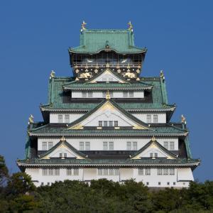 過去に訪れたお城を少しだけ見てみよう!大阪編
