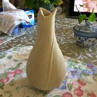 陶芸をステップうアップする装飾の技術 一輪挿し