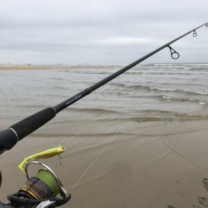 釣具置き場を機能的に