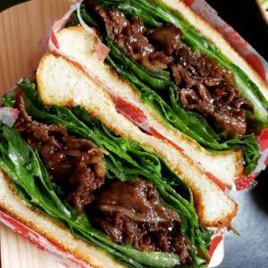 贅沢サンドイッチ
