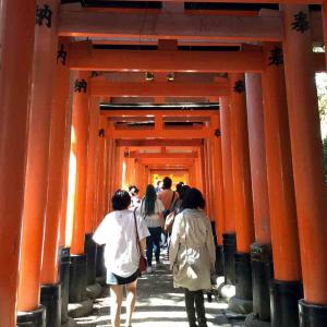 【京都旅行記】 伏見稲荷大社