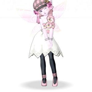 妖精の姿見がパワーアップ!パンジービスチェセットでドレアしてみましたよ♪