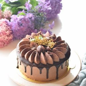 ショコラマロンケーキ