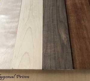 魂柱の開拓 新素材を木取る