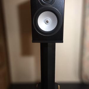自作スタンドにMonitor audio silver Rx-2をセッティングしてみた!