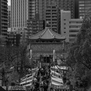 上野不忍池弁天堂