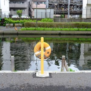 竪川河川敷公園カヌー・カヤック場
