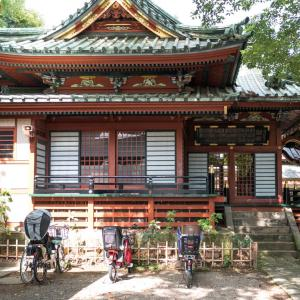 王子稲荷神社社殿